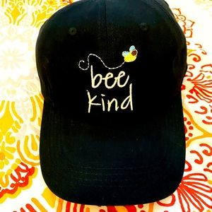 Accessories - B1G1 NEW Bee Kind Baseball Hat 🐝